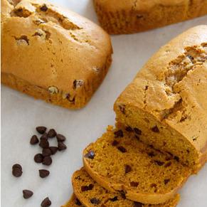 Great Harvest Pumpkin Chocolate Chip Bread Nutrition